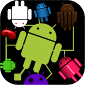 DroidRobot Mascot Wallpapers