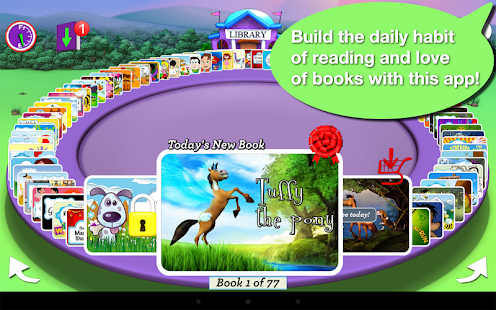 Read Me Stories: Kids' Books - screenshot thumbnail