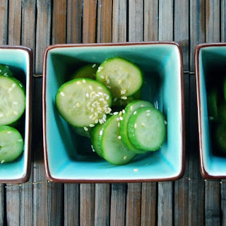 Japanese Cucumber Salad | Sunomono Salad