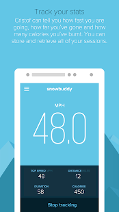snowbuddy- screenshot thumbnail