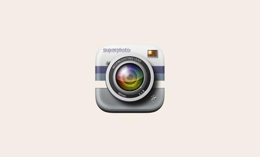 SuperPhoto - 特效+過濾器