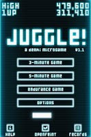 Screenshot of Juggle!
