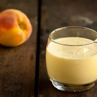 Peach Smoothie With Yogurt Recipes.