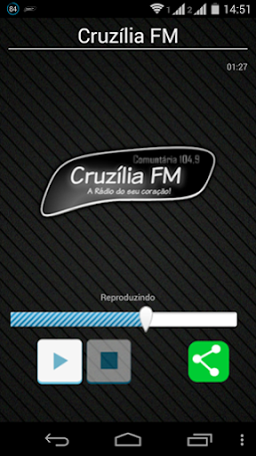 Cruzília FM