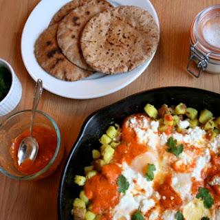 Brik-inspired Eggs.