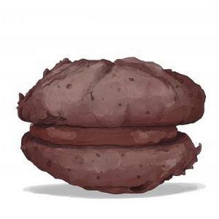 Chocolate Ginger Whoopie Pies