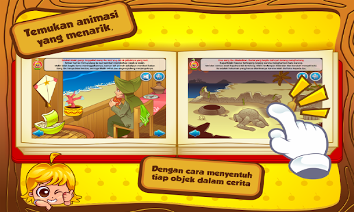 Cerita Anak: Malin Kundang - screenshot thumbnail
