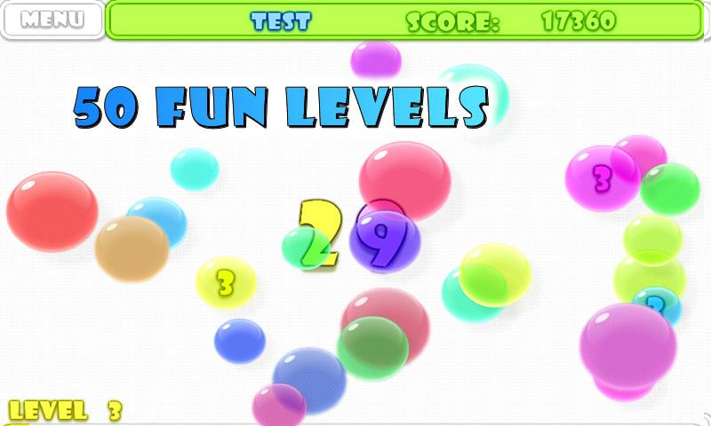 Tap the Bubble: Free Arcade - screenshot
