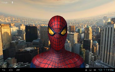 the amazing spider man 2 live wallpaper mod apk