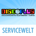 discoPLUS  Servicewelt icon