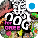 OOG for GREE (GAME) logo