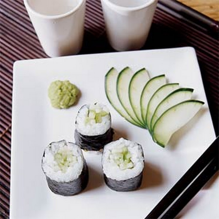 Simple Nori Rolls Recipe