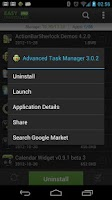 Screenshot of Easy Uninstaller Pro - Clean