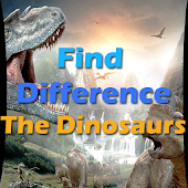 Find Difference The Dinosaurs