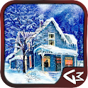 Snowy House Live Wallpaper icon
