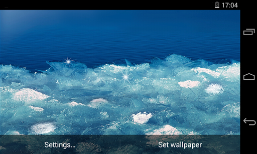 Galaxy Edge Live Wallpaper