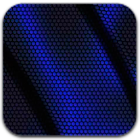 Nano Armor Blue LWP icon
