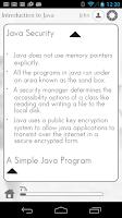 Screenshot of Java Programming via Videos