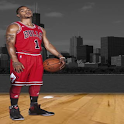 Derrick Rose Live Wallpaper logo