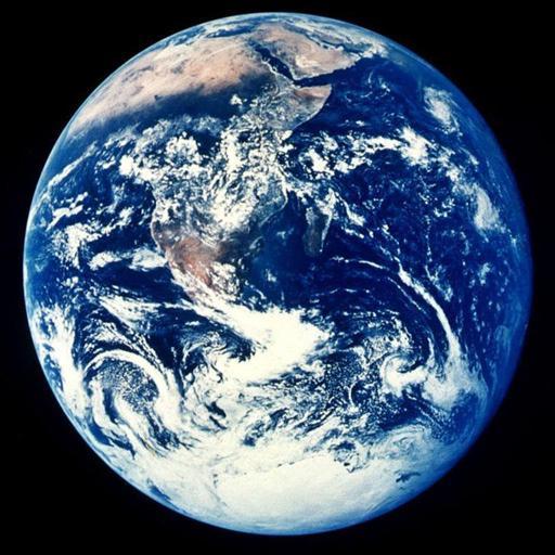 3D地球壁紙 LOGO-APP點子