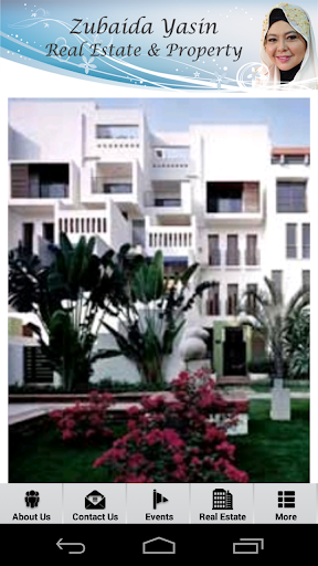 Zubaida Yasin Real Estate App