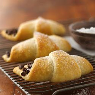 Chocolate-Filled Crescents Recipe