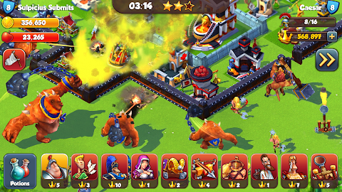 Total Conquest Screenshot 12