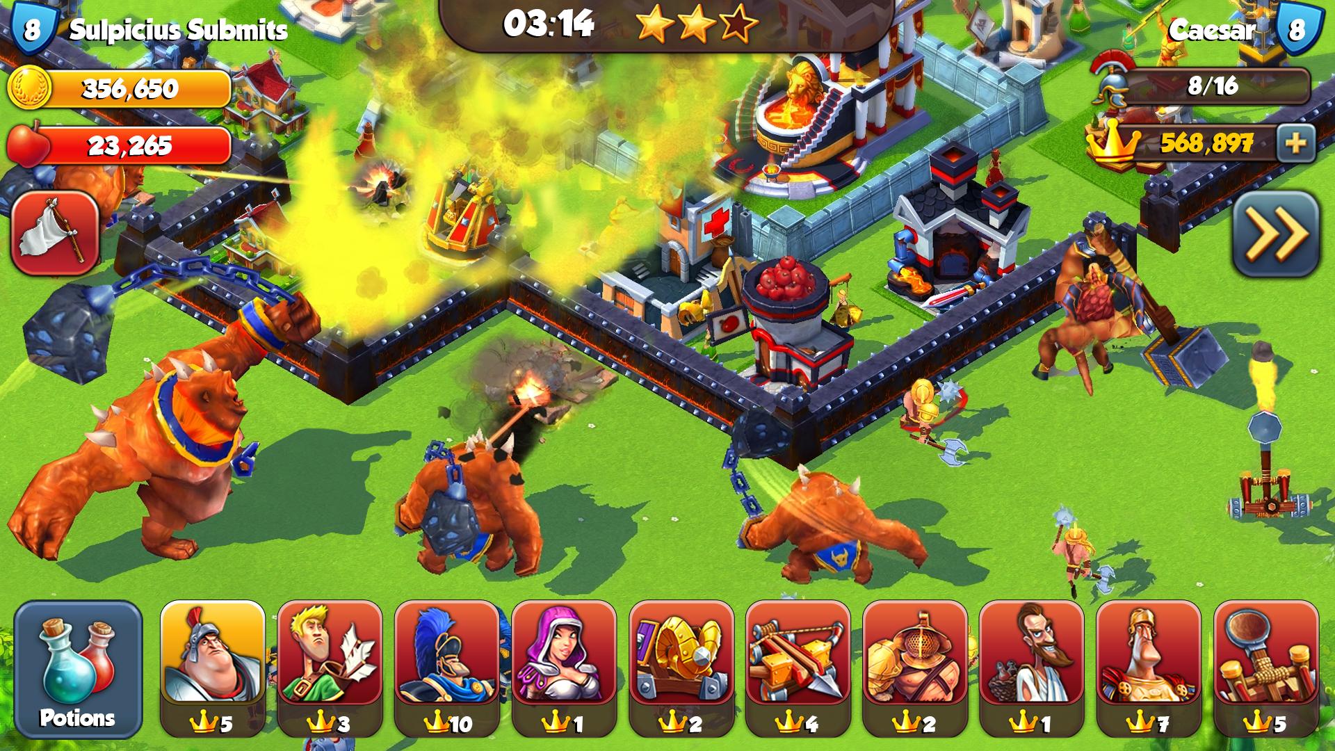 Total Conquest screenshot #12
