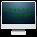 Computer quotes logo