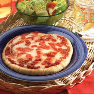 Pizza Pitas.