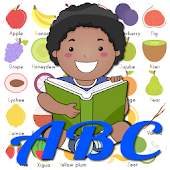 Fruit Alphabets A-Z for Kids