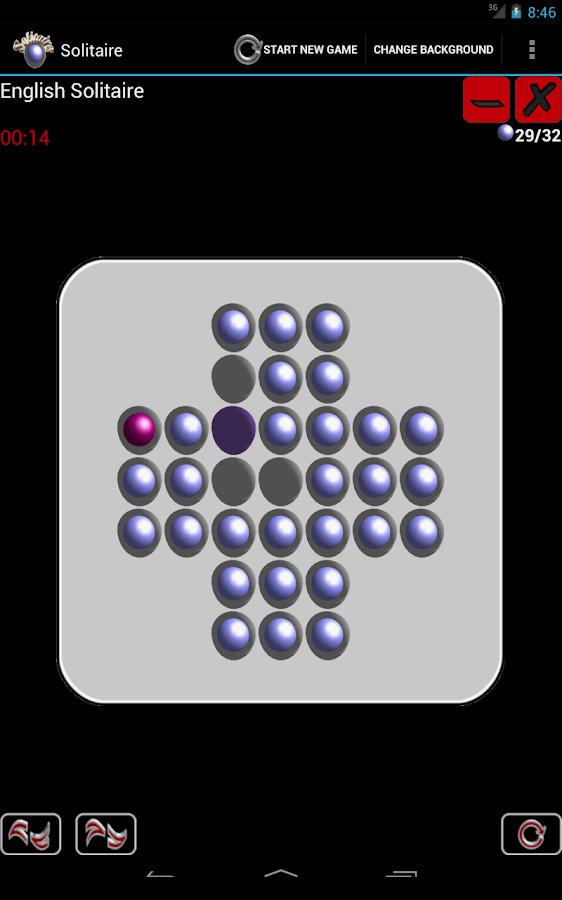 Solitaire (Ad-Supported)- screenshot