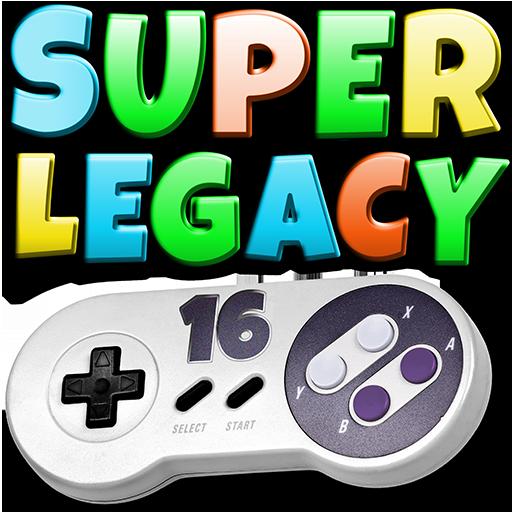 SuperLegacy16 LOGO-APP點子