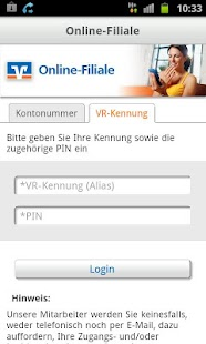 Online-Filiale - screenshot thumbnail