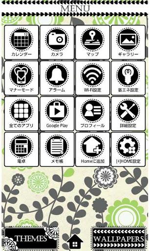 u82b1u58c1u7d19 flower & ivy 1.0 Windows u7528 2