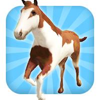 Horse Ride: Wild Trail Run 1.1
