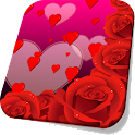 Valentines Day Live Wall Pro icon