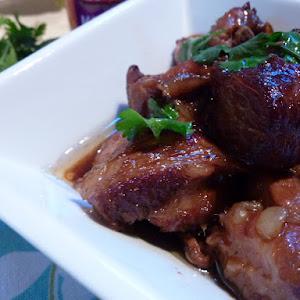 Sweet Thai Pork
