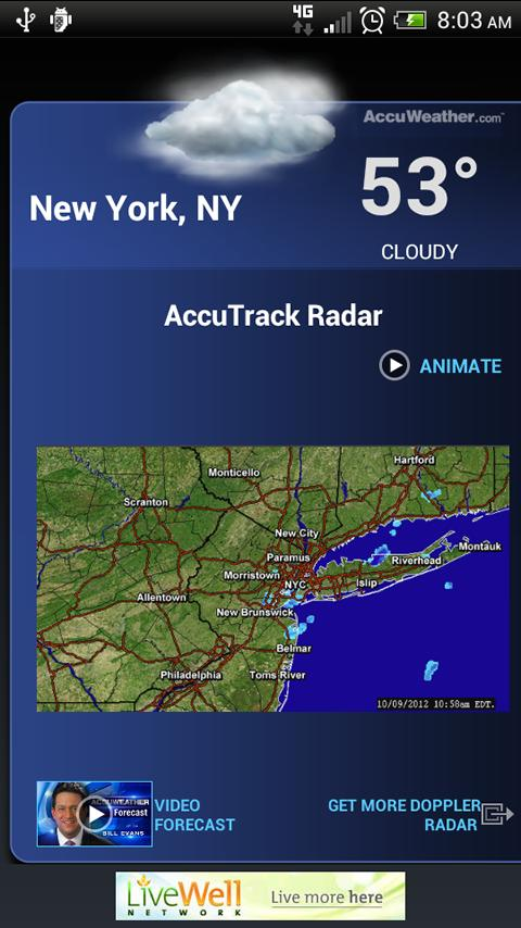 WABC Eyewitness News Alarm - screenshot