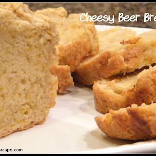 Cheesy Beer Bread.