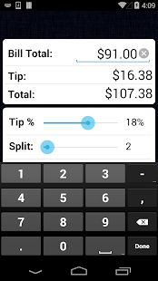tip calculator apps on google play