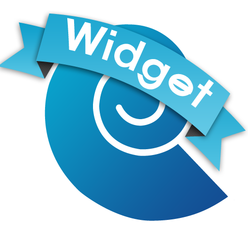 MAVEN Player Blue Widget 個人化 App LOGO-APP試玩