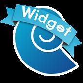 MAVEN Player Blue Widget