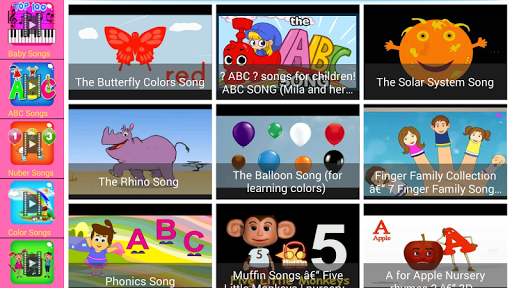 Kid Songs HD