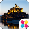Mont Saint-Michel Wallpaper icon