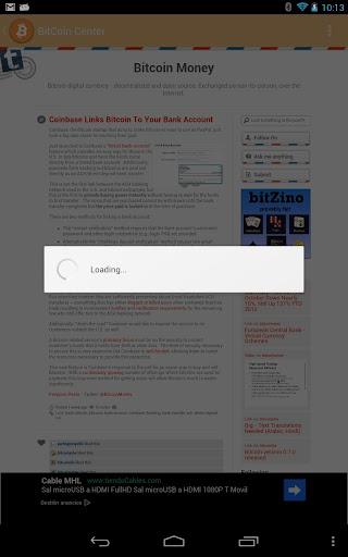 【免費財經App】BitCoin Center - Free-APP點子