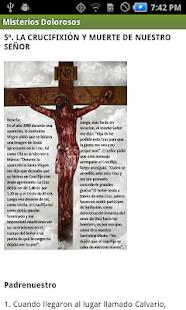 Rosario Biblico donaciones