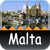 Malta Offline Map Travel Guide