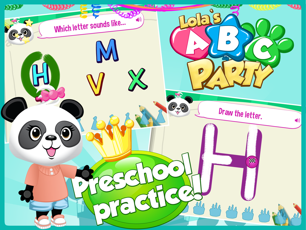 Lola's ABC Party - screenshot