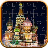 Moscow Jigsaw Puzzle